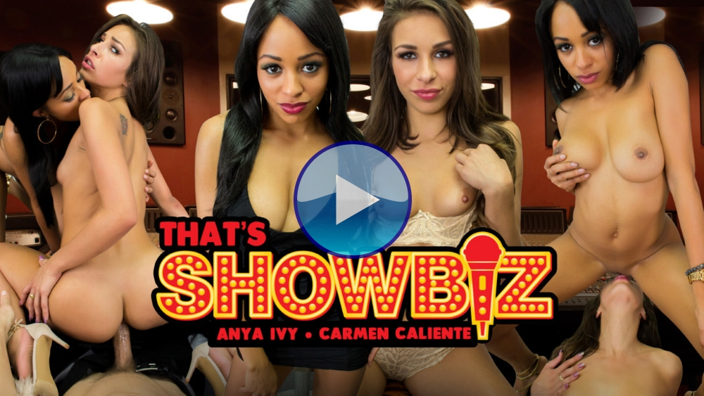 WankzVR That's Showbiz VR Porn Video